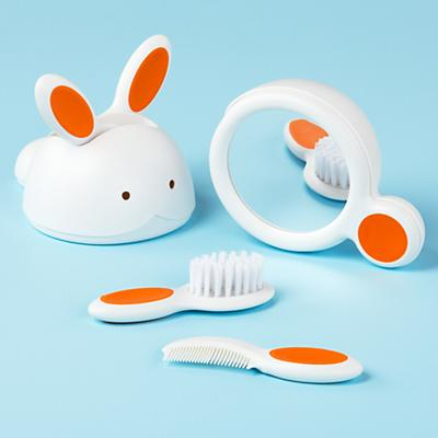 Hare Brush & Comb Set