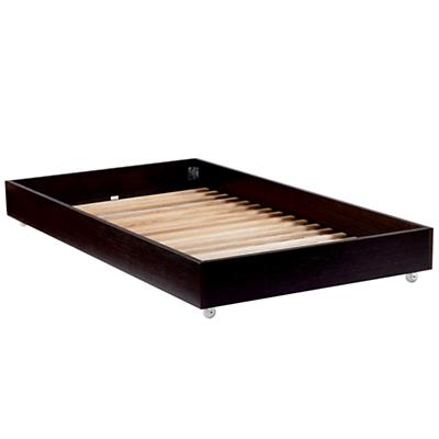 Simple Storage Trundle (Espresso)