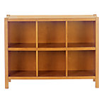 Lt. Honey 6-Cube Bookcase