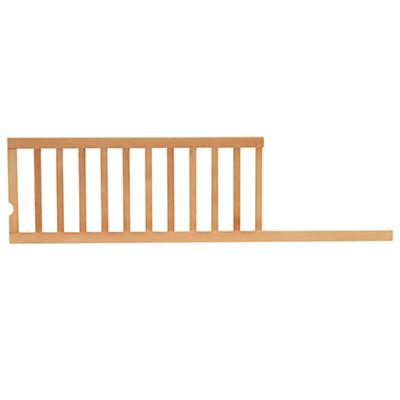 Simple Crib Toddler Rail (Natural)