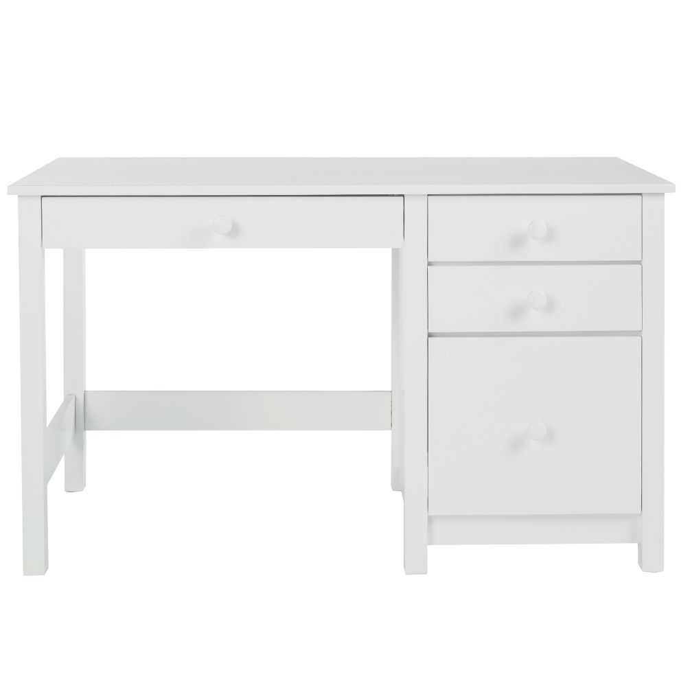 Simple Desk (White)