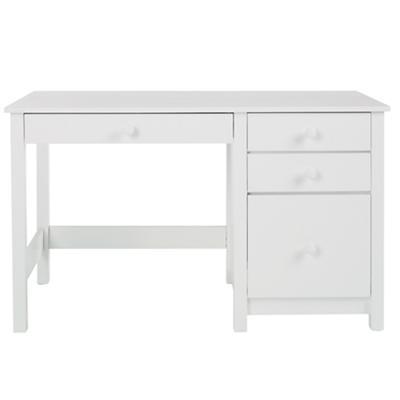 Simple Desk (White)