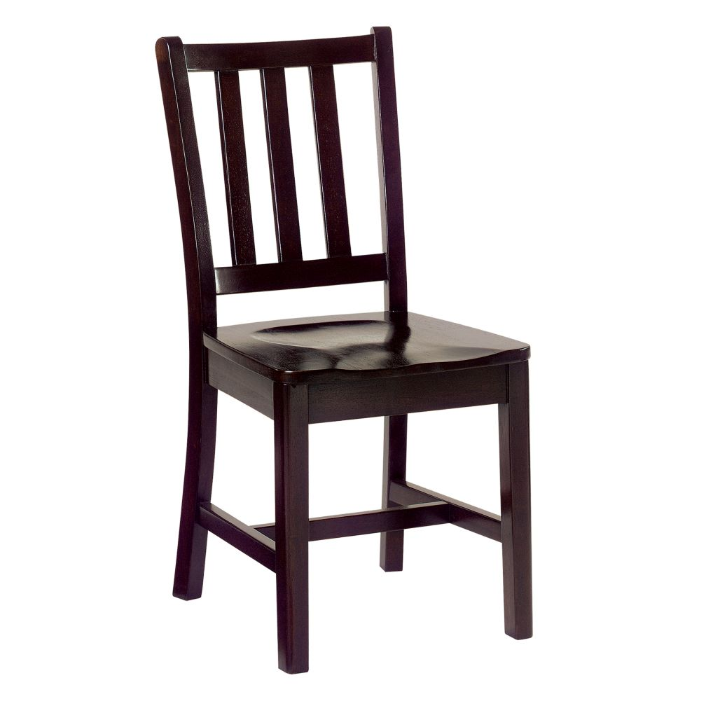 Parker Desk Chair (Espresso)