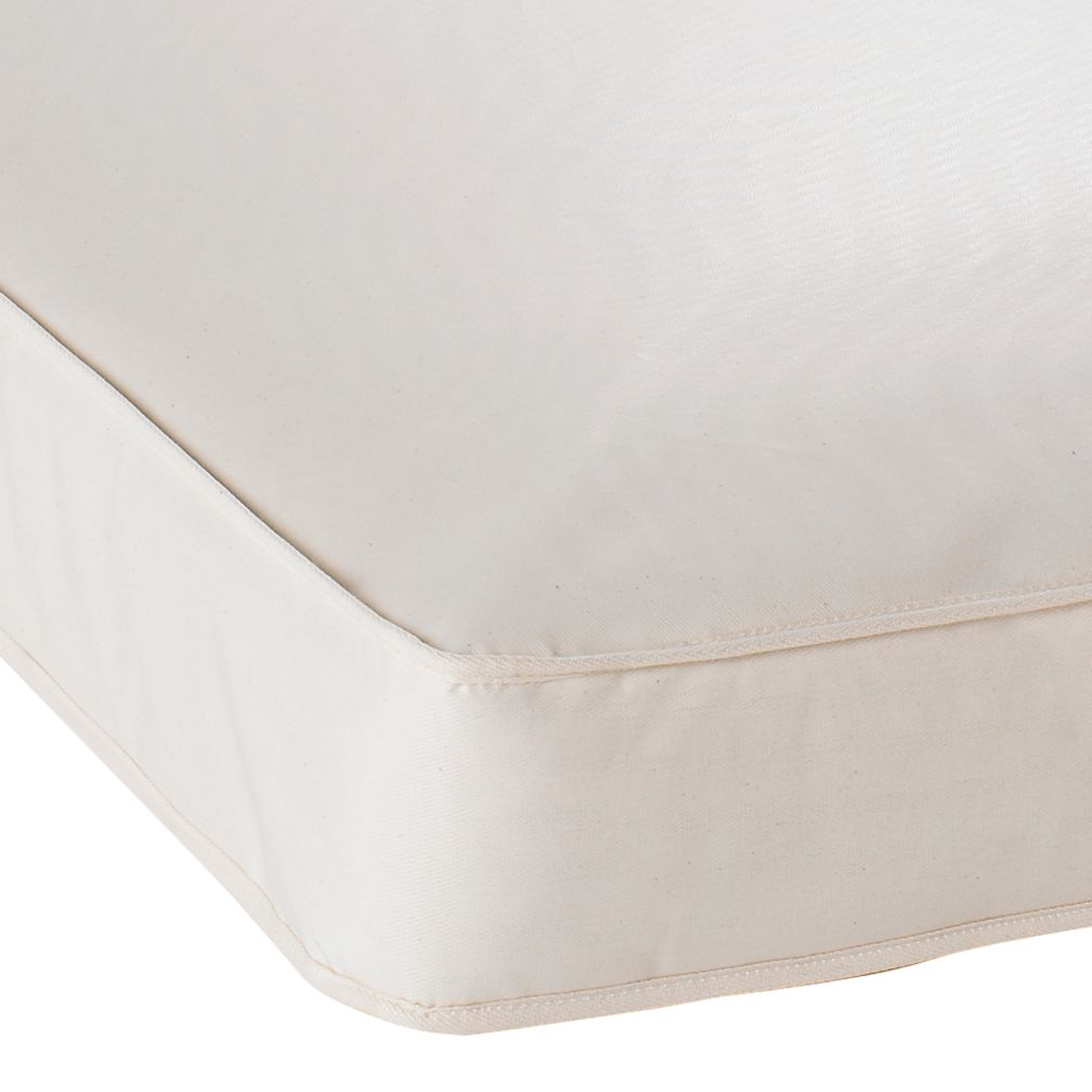 Naturepedic No-Compromise Organic Cotton Ultra 252 Crib Mattress&lt;br />