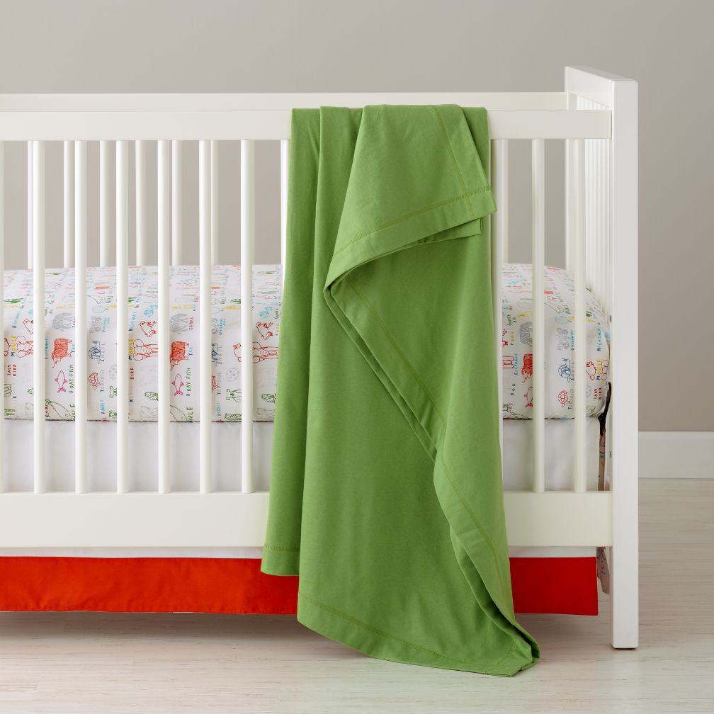 Field Guide Crib Bedding