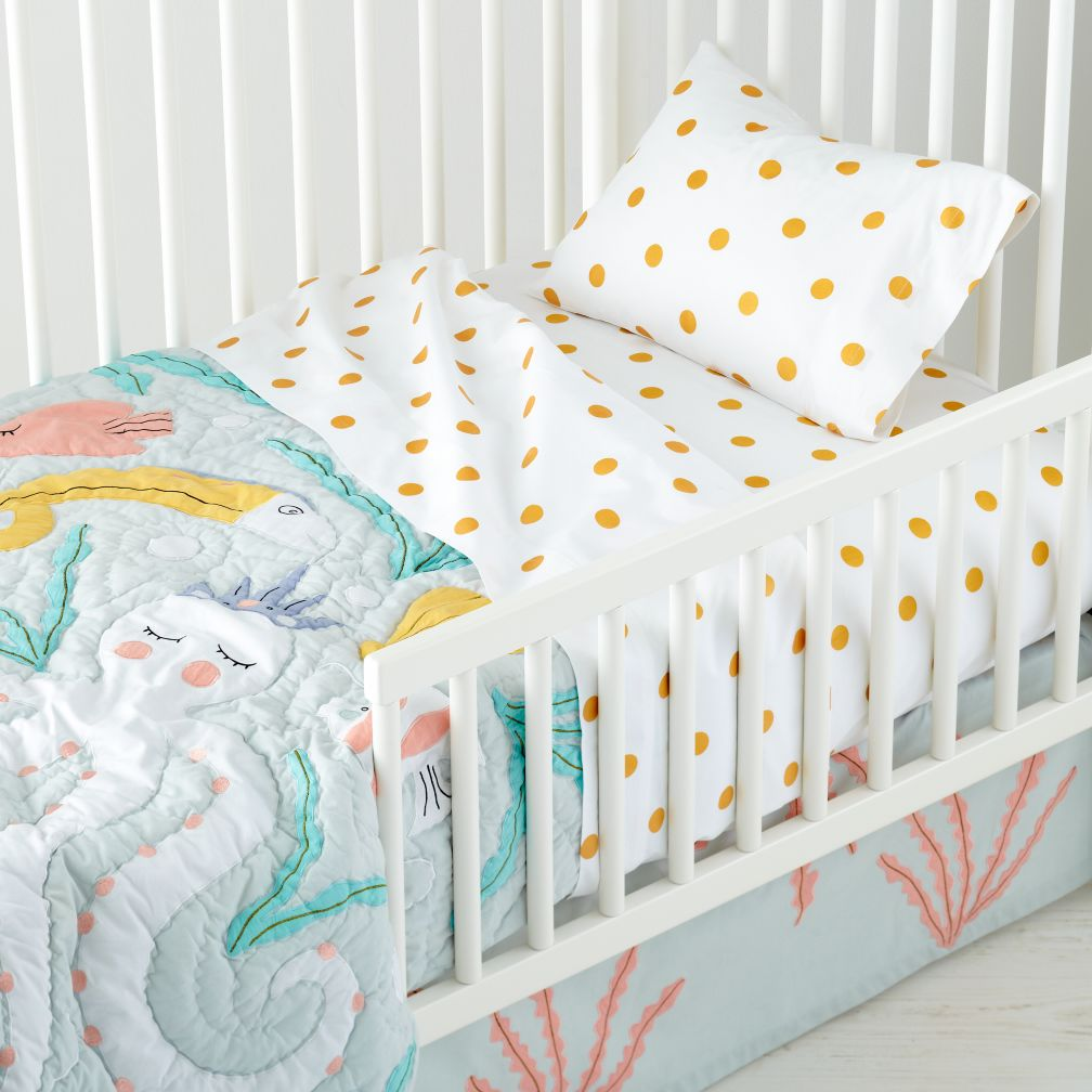 Toddler Bedding Sets and Toddler Comforters | The Land of Nod