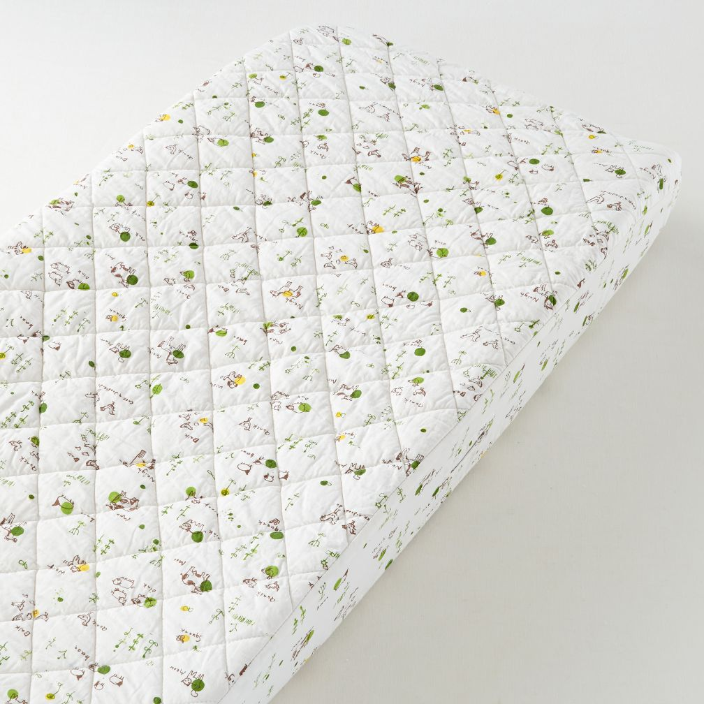 Moo Moo Changing Pad Cover
