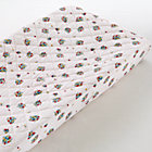 Strawberry Print Changing Pad Cover
