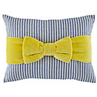 Beaucoup Bow Throw Pillow Set(Includes Cover and Insert)