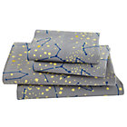 Full Orion's Sheet Set(includes 1 fitted sheet, 1 flat sheet and 2 cases)