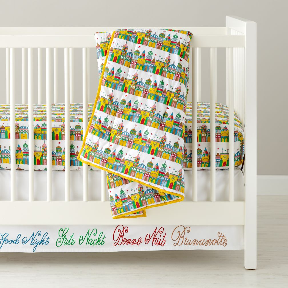 1001 Good Nights Crib Bedding