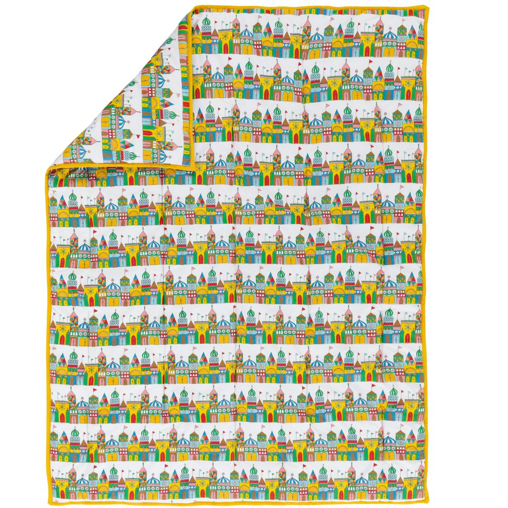 1001 Good Nights Crib Quilt