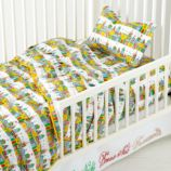 1001 Good Nights Toddler Sheet Set