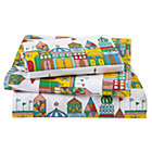 1001 Good Nights Toddler Sheet Set(includes 1 fitted sheet, 1 flat sheet and 1 case)