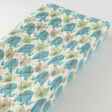 Elephants in the Room Changing Pad Cover