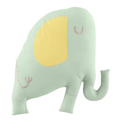 Elephants in the Room Throw Pillow