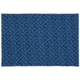 Locking Blocks Rug (Blue)