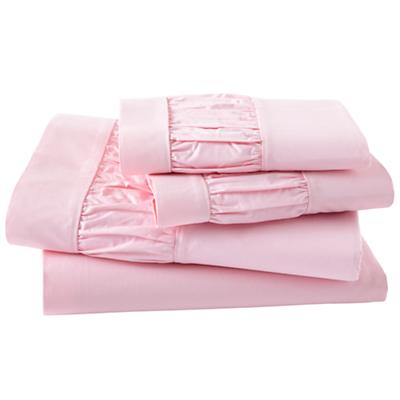 Thrilled to be Frilled Sheet Set (Pink)