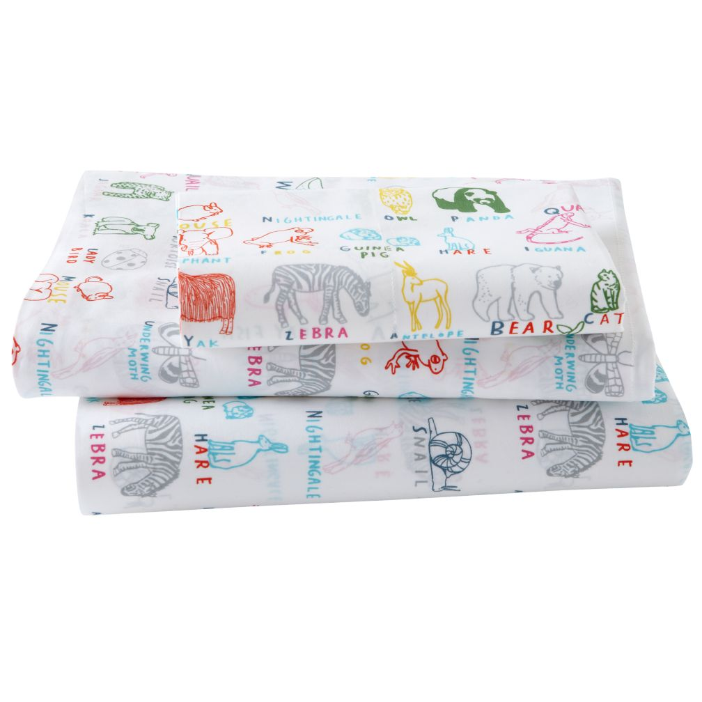 Field Guide Twin Sheet Set
