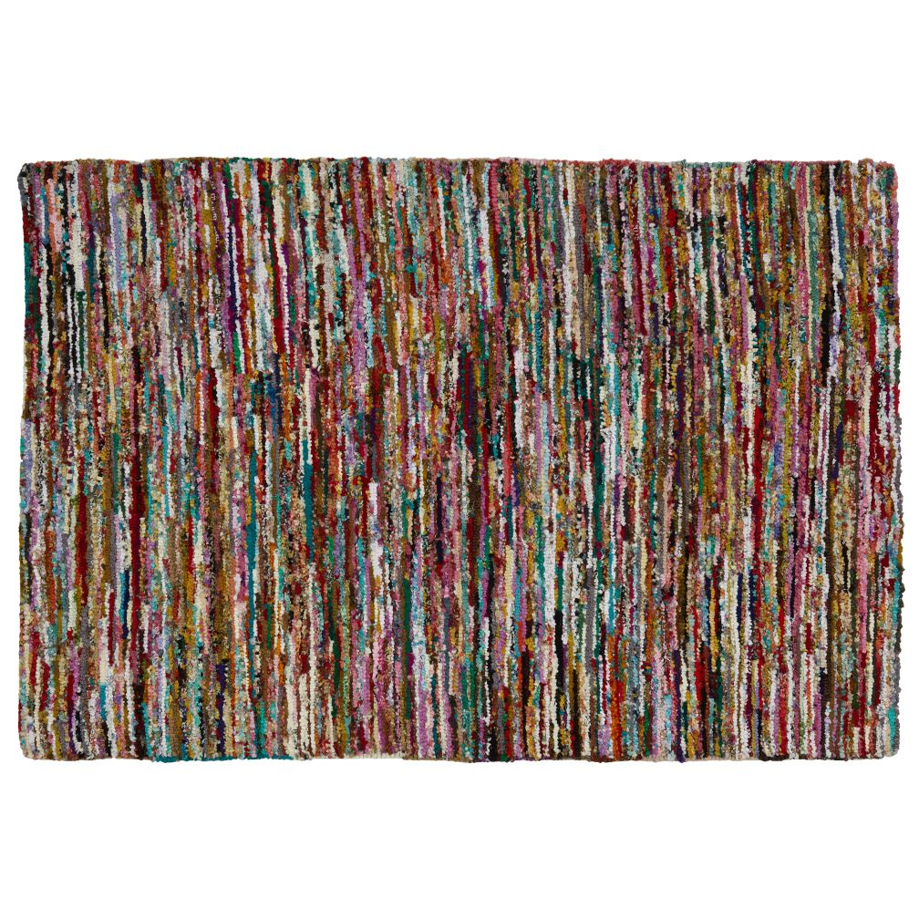 Multicolor Mosaic Rug
