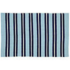 4 x 6&amp;#39; Dockside Stripe Rug