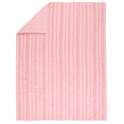 Twin Southern Belle Quilt (Pink)