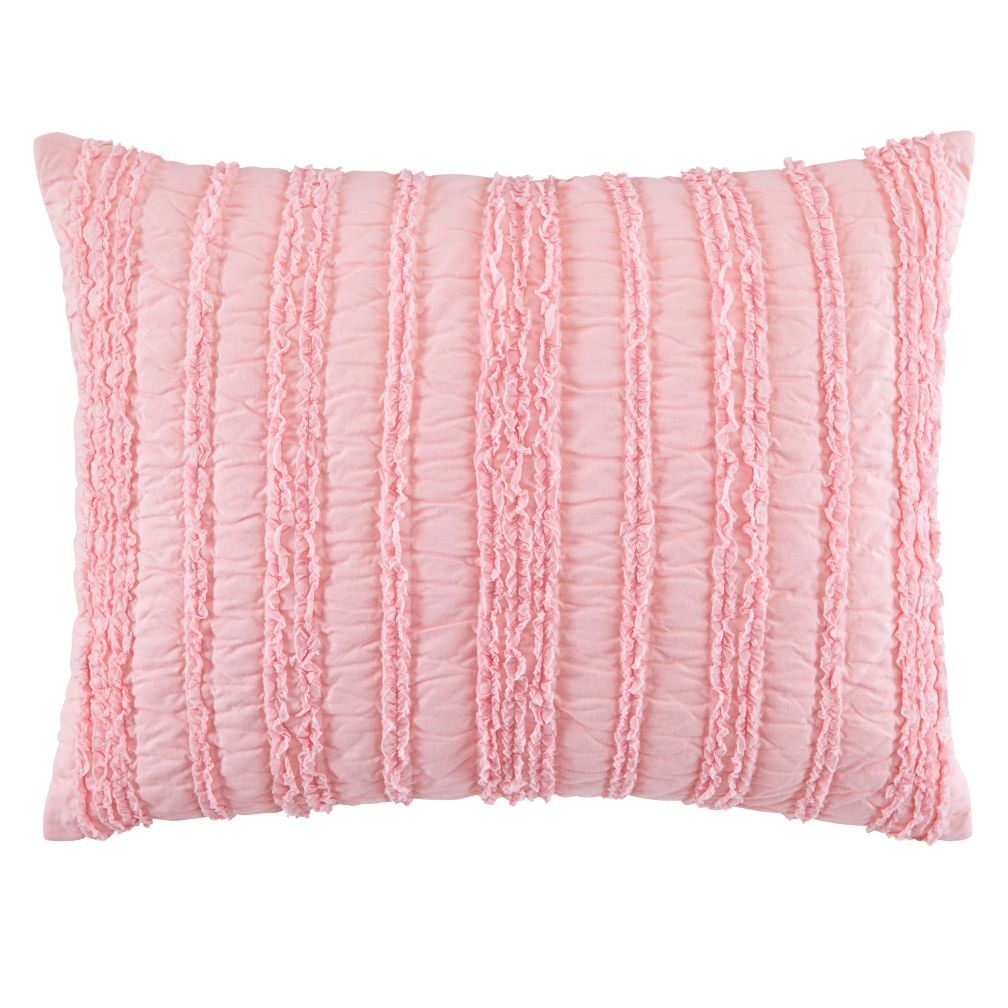 Southern Belle Sham (Pink)
