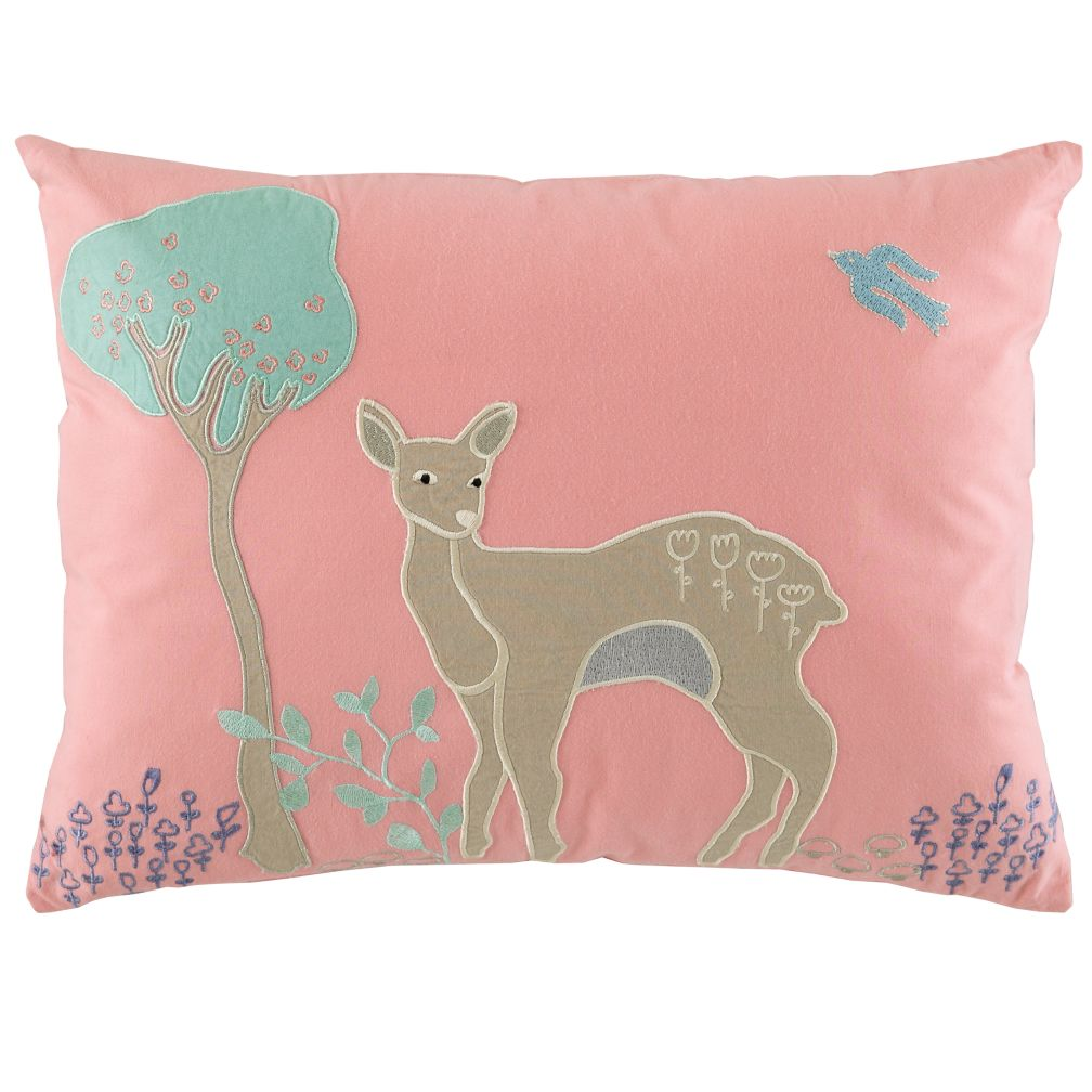 Once Upon A Throw Pillow Cover Only