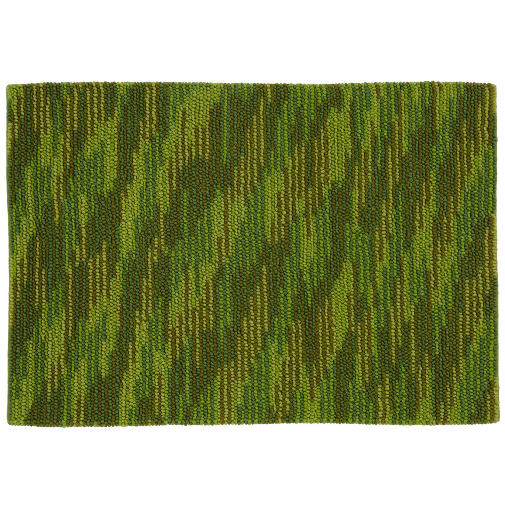 5 x 8&#39; Field of Greens Rug