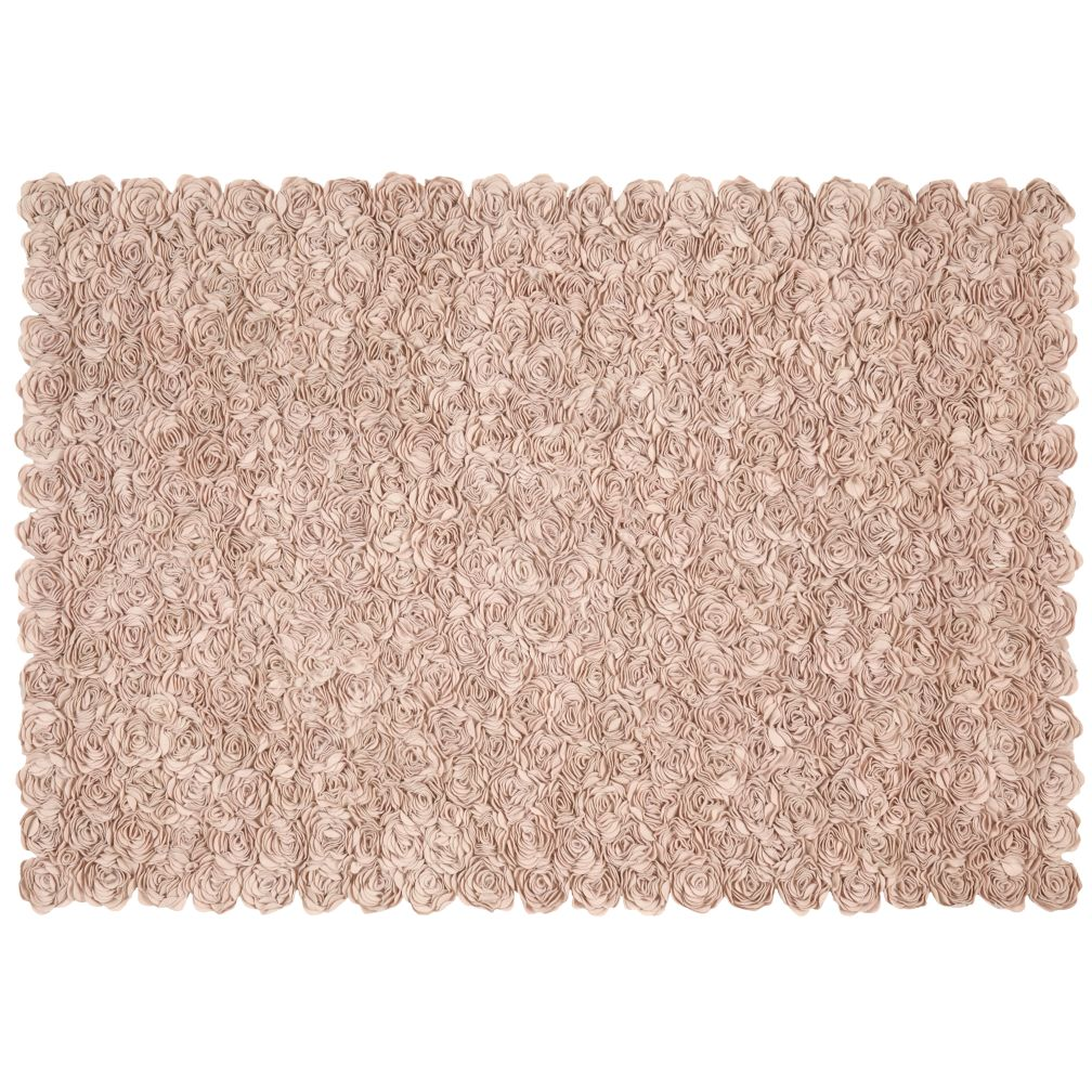 Rosy Chic Rug Swatch
