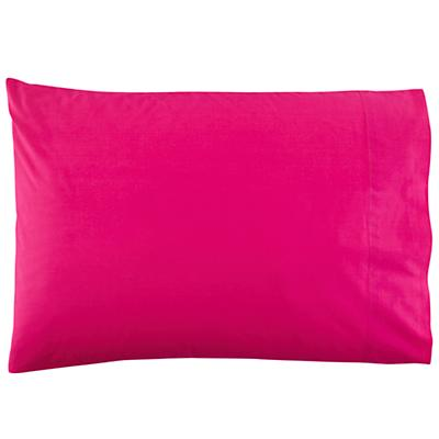 Hot Pink Neon Pillowcase
