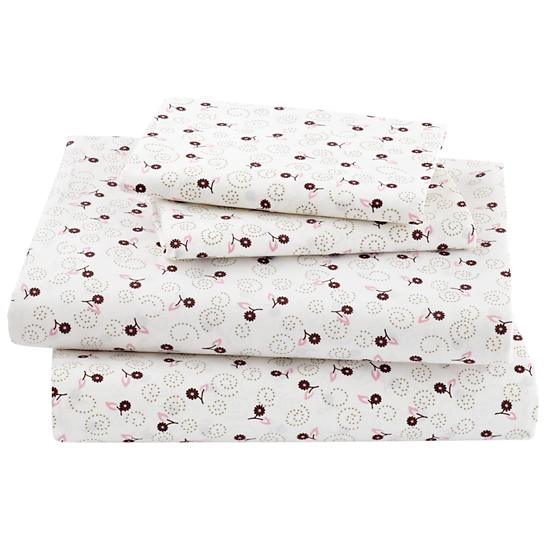 Girls Sheets: Vintage Floral Sheet Set in Sheet Sets | The Land of Nod