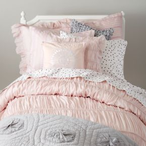Antique Chic Duvet Cover (Pink)