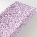 Mosaic Paisley Changer Pad Cover (Lavender Paisley)