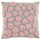 Set In the Loop Throw Pillow(Includes Cover and Insert)