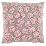 In the Loop Throw Pillow Cover