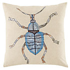 Bug Throw Pillow Set