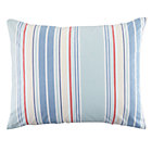 Lake House Stripe Sham
