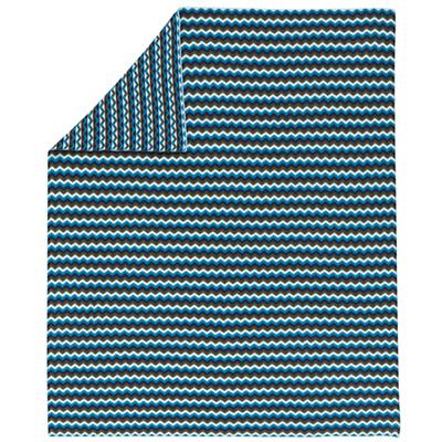 Zig Zag Throw Blanket