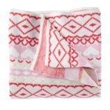 Cross Your Heart Throw Blanket