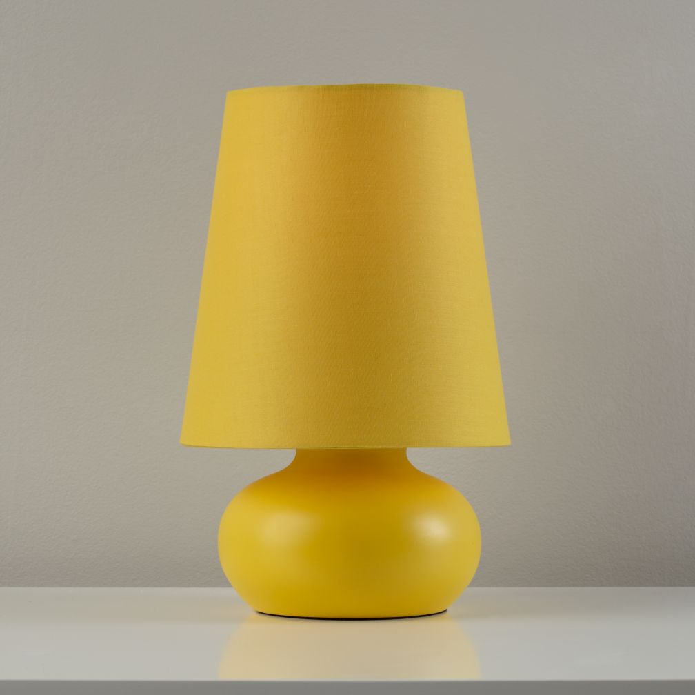 Lilliput Lamp (Yellow)