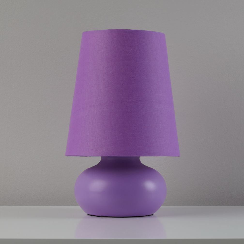 Lilliput Lamp (Purple)