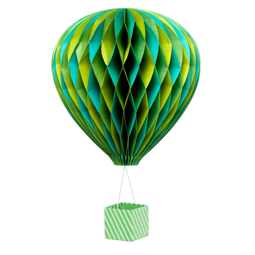 Beautiful Balloon Hang Up (Green)