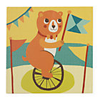 Bear Three Ring Wall Art