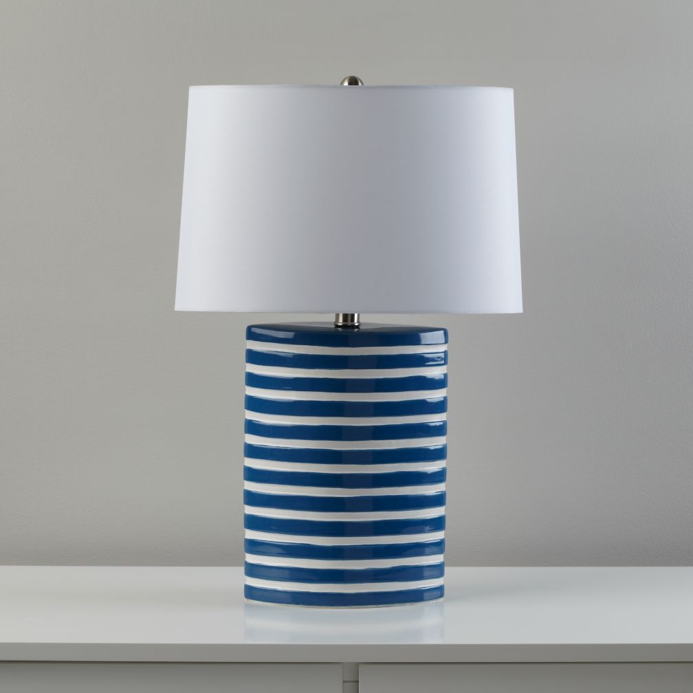 Coastline Table Lamp (Blue)