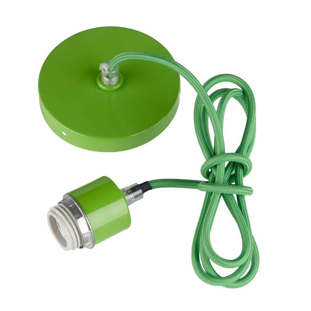 Pop of Color Hardwire Cord Kit (Green)