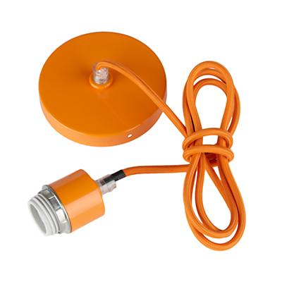 Pop of Color Hardwire Cord Kit (Orange)