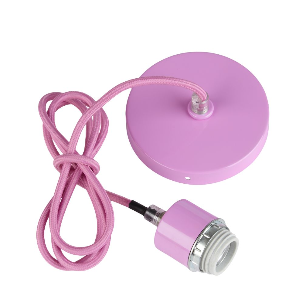 Pop of Color Hardwire Cord Kit (Lavender)