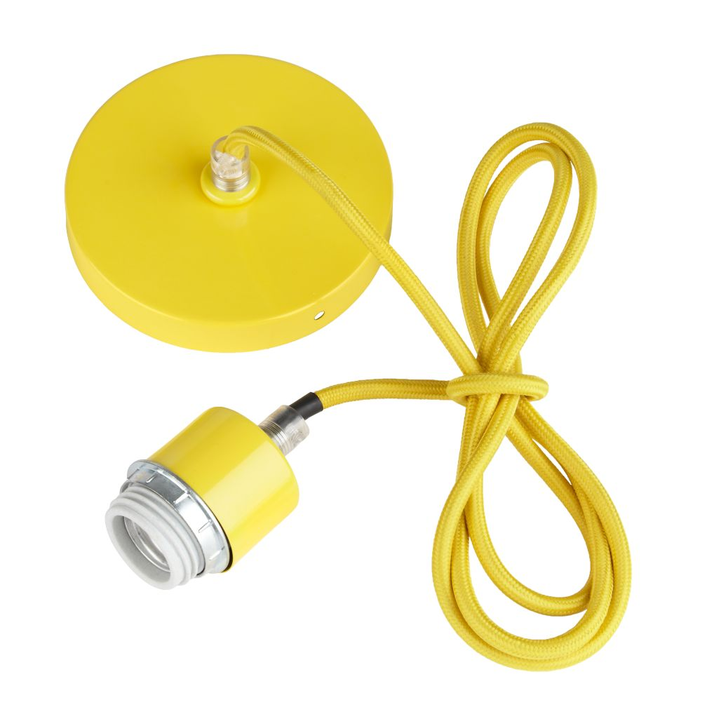 Yellow Pop of Color Cord Kit