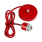 Red Pop of Color Cord Kit